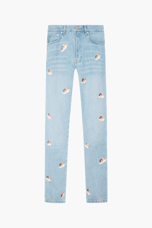 All Over Angels Vito Jeans Light Vintage