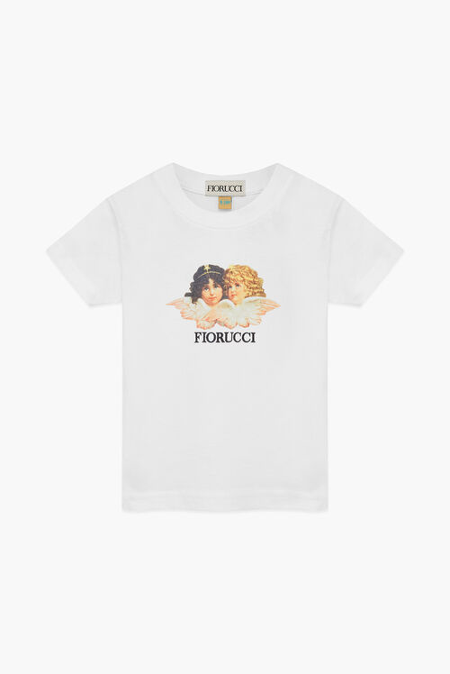 Kids Angels T-Shirt White