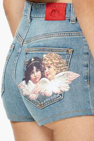 Angels Shorts Light Vintage