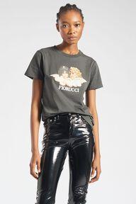 Angels T-Shirt Dark Grey