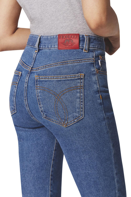 Viva Crop Flare Jean