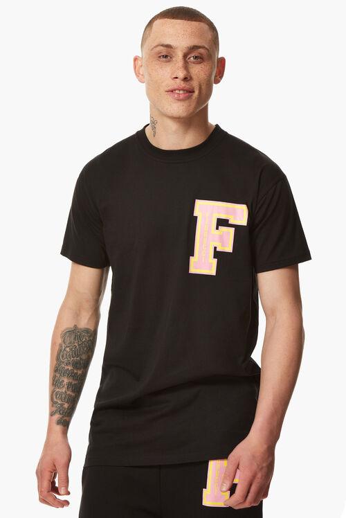F Patch T-Shirt