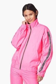 Tyvek Bomber Neon Pink