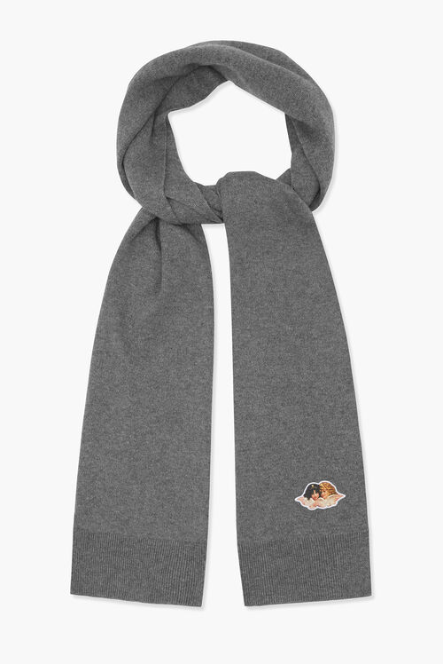 Icon Angels Scarf Grey