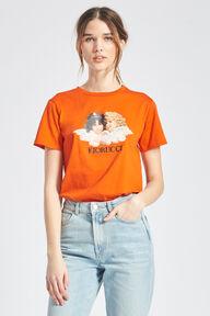 Angels T-Shirt Orange