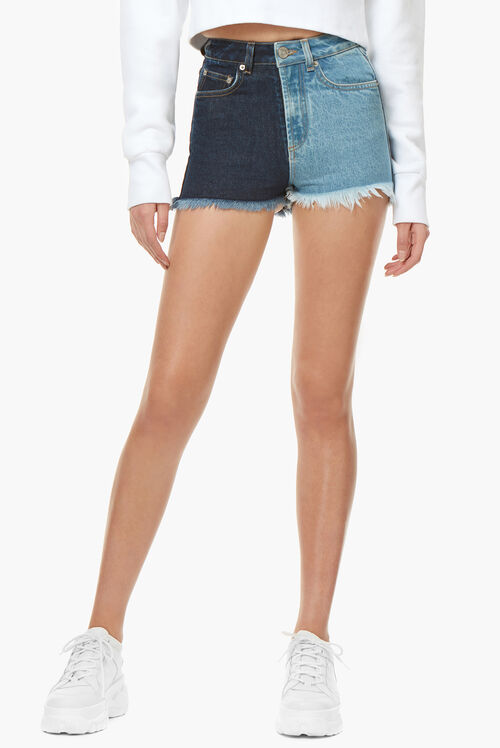 50/50 Denim Shorts