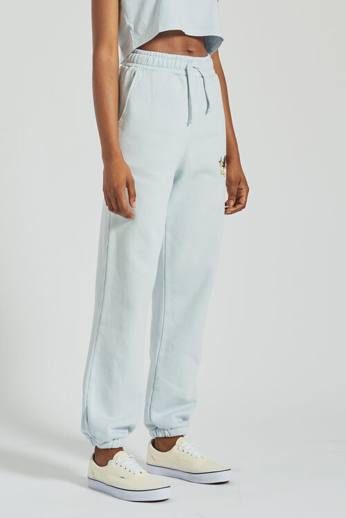 Woodland Angels Patch Jogger Pale Blue
