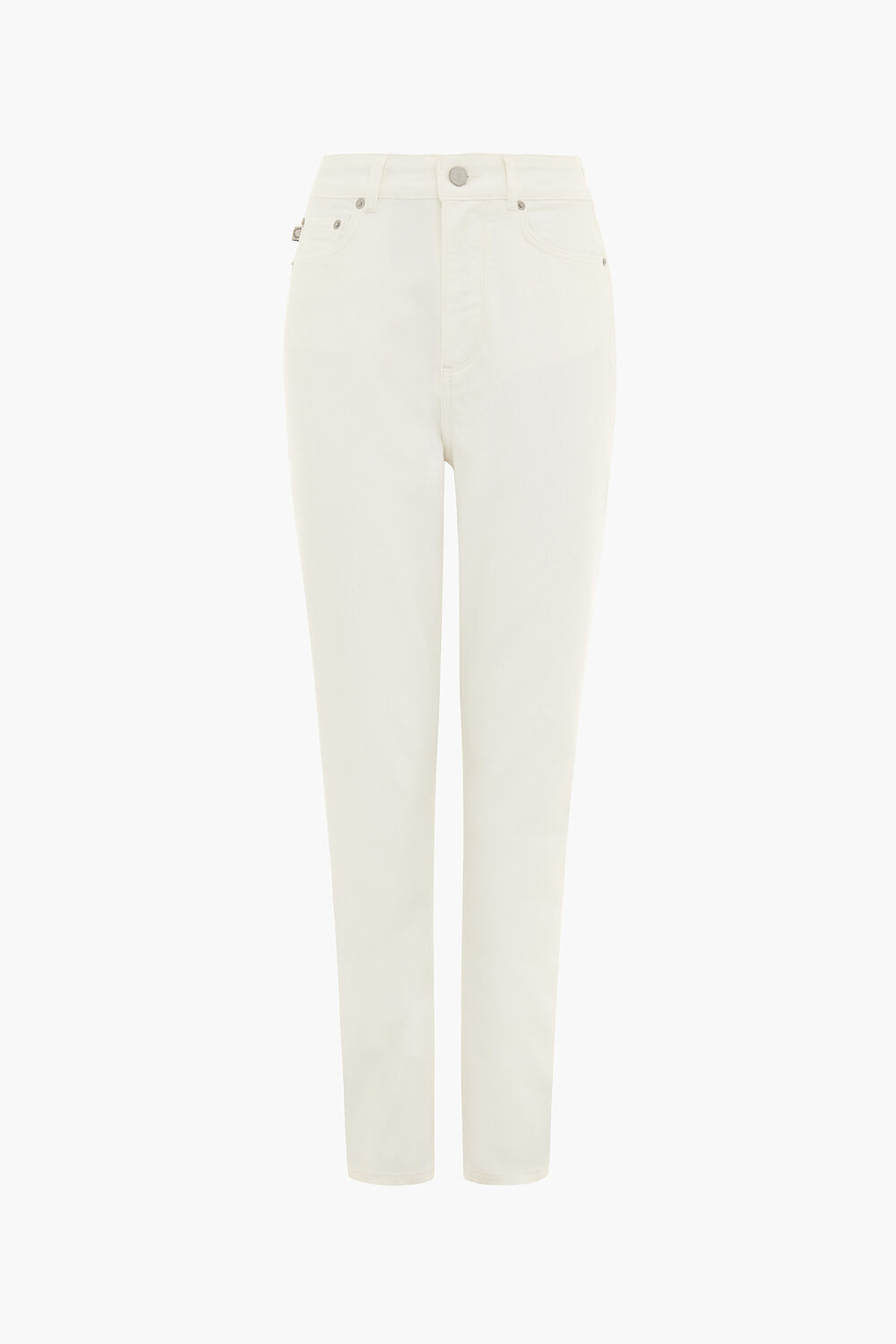 Tara Tapered Jeans Cream