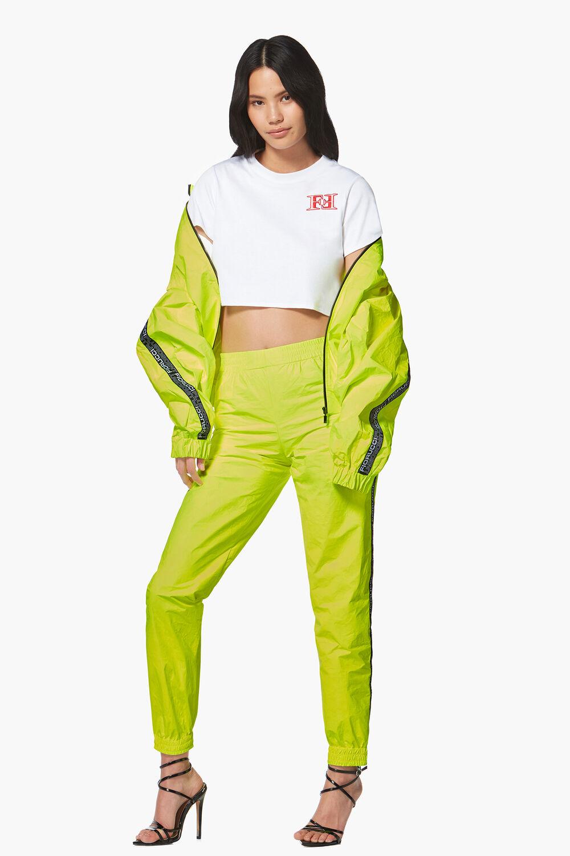 Tyvek Bomber Neon Green