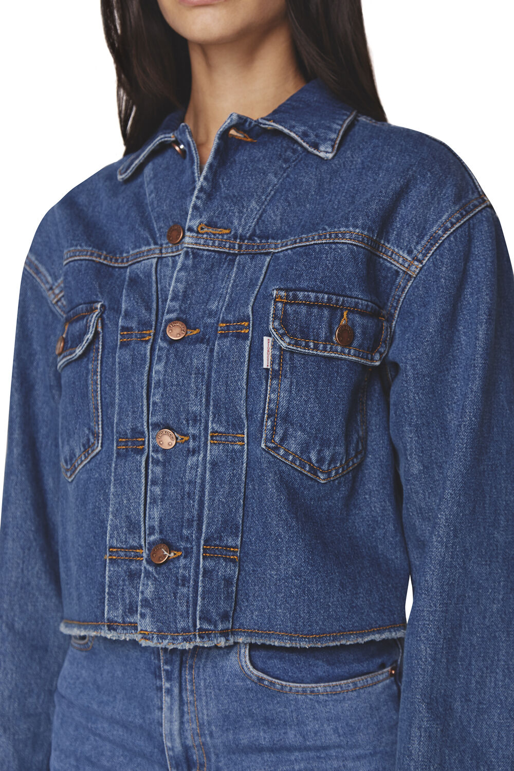 Berty Denim Jacket