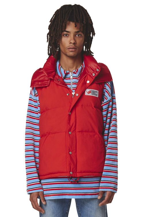 Down Technical Gilet