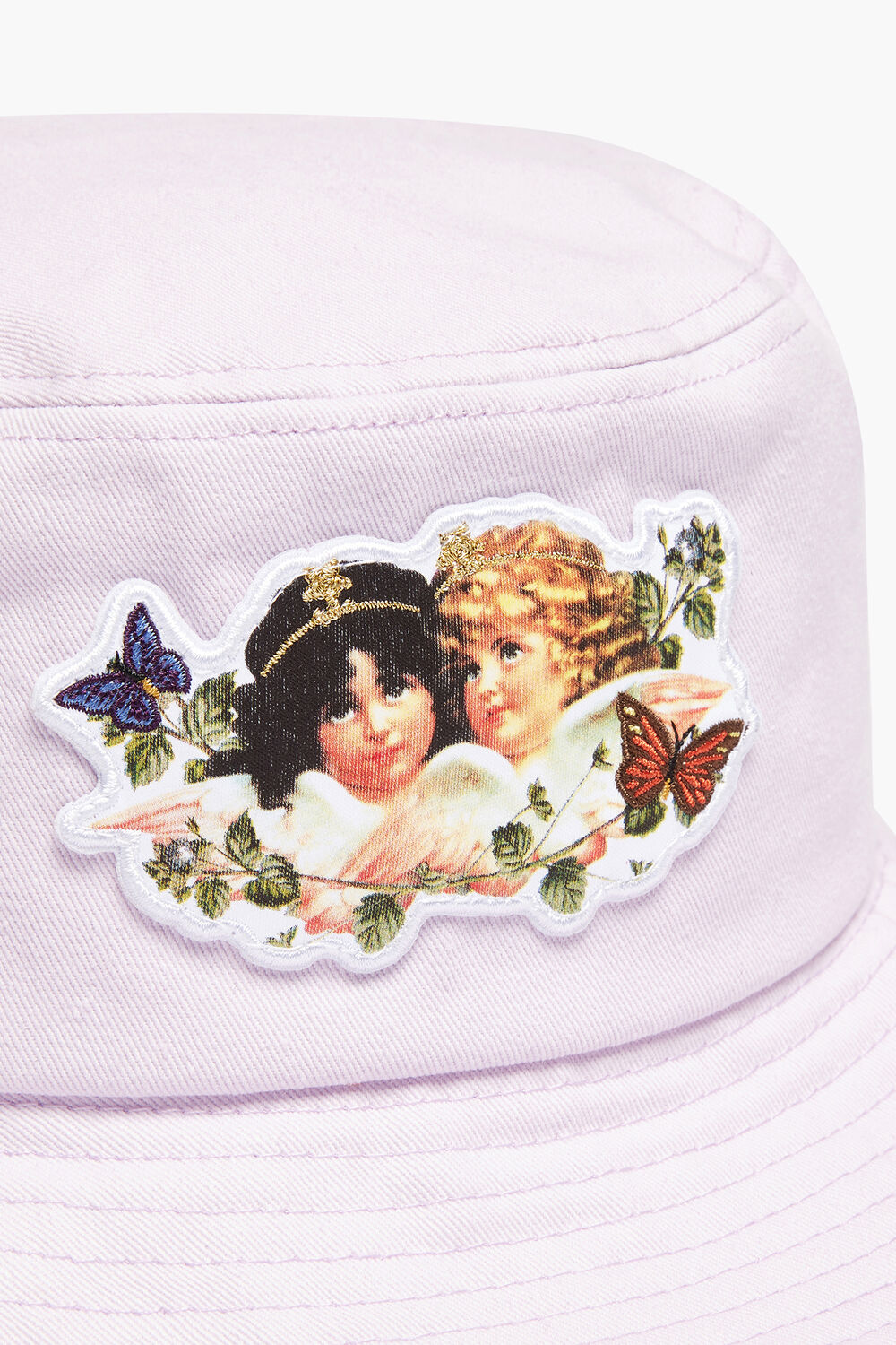 Woodland Angels Bucket Hat Lilac