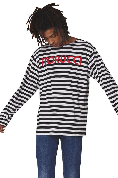 Stripe Classic Long Sleeve T-Shirt