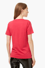 Vintage Angels T-Shirt Rubin Red