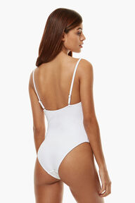 Angels Swimsuit White
