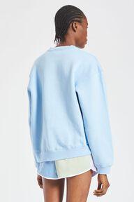 Gelato Graphic Logo Sweatshirt Blue