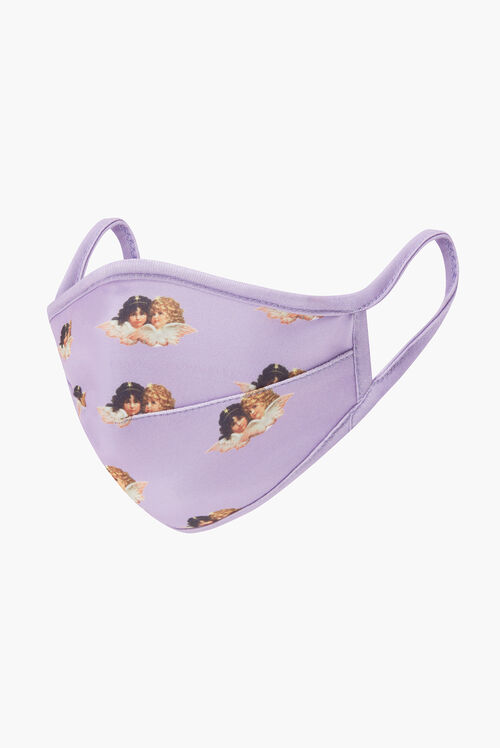 Angels Face Mask Lilac