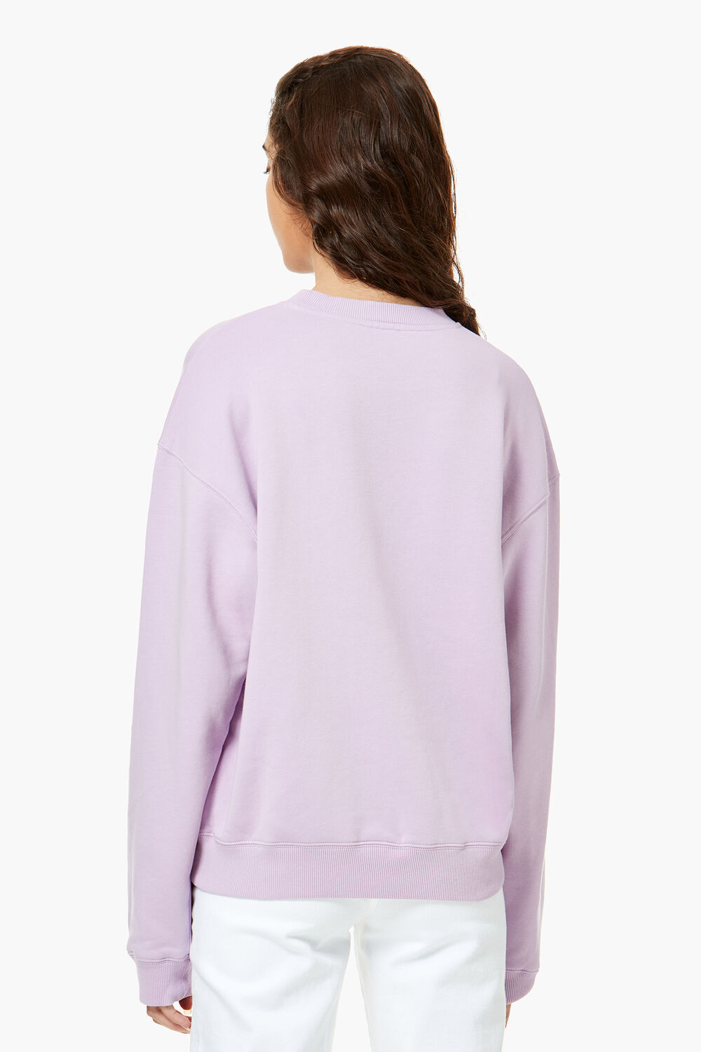 Angels Sweatshirt Lilac
