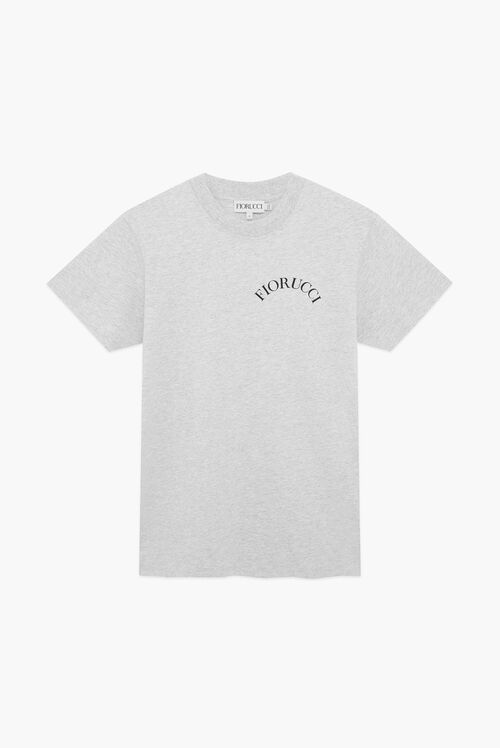Logo T-Shirt Grey