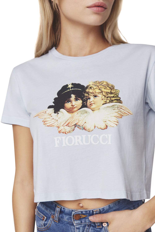 Angels Crop T-Shirt