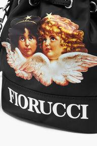 Angels Pouch Bag Black