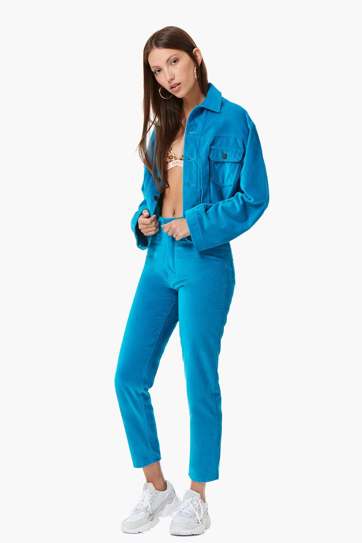 Velvet Tara Jean Blue
