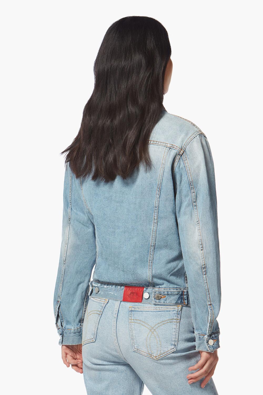Nico Front Patch Jacket Light Vintage