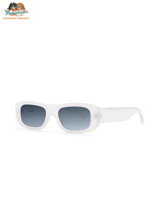 Reality Eyewear Xray Spex White Smoke Sunglasses