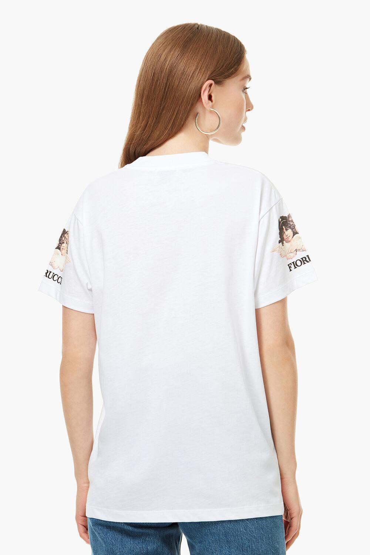 New York Angels T-Shirt White