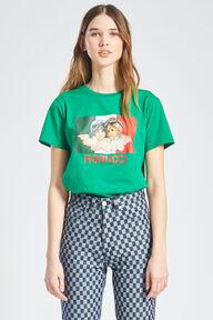 Speed Queen Angels T-Shirt Green