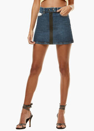 Lily Front Button Skirt