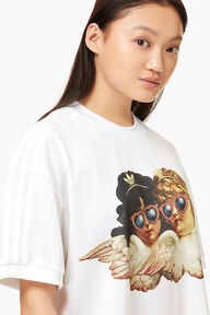 Adidas x Fiorucci Angels Graphic T-Shirt White