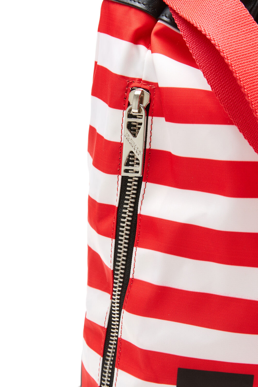 Stripe Drawstring Bag Stripe