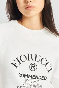 Commended Sweatshirt White