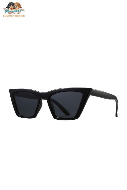 Reality Eyewear Lizette Black Sunglasses