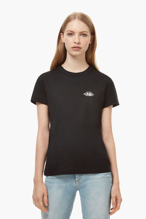 Icon Angels Patch T-Shirt Black