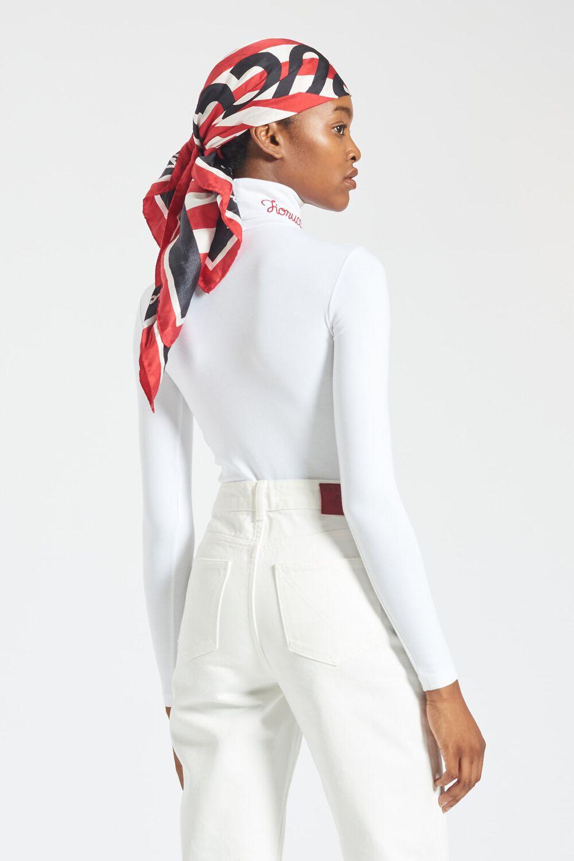 Angels Bodysuit White