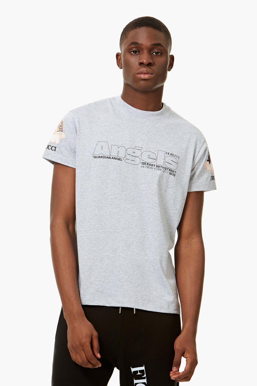New York Angels T-Shirt Grey