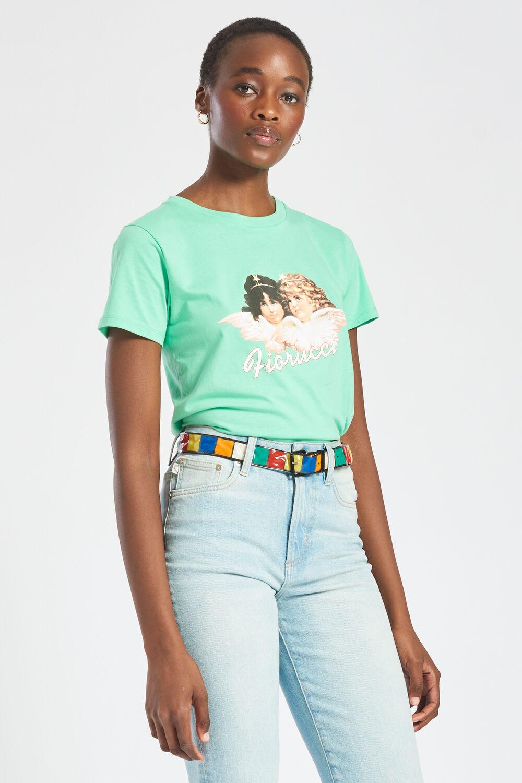 Angels T-Shirt Green