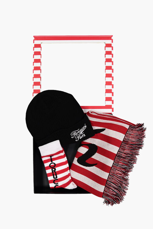 Fiorucci x Fun Gift Set - Hat/Scarf/Sock Box