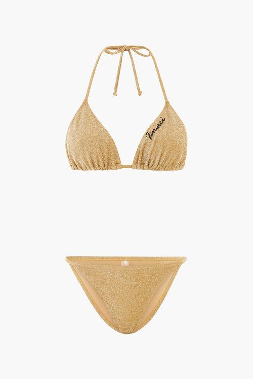 Logo Bikini Gold