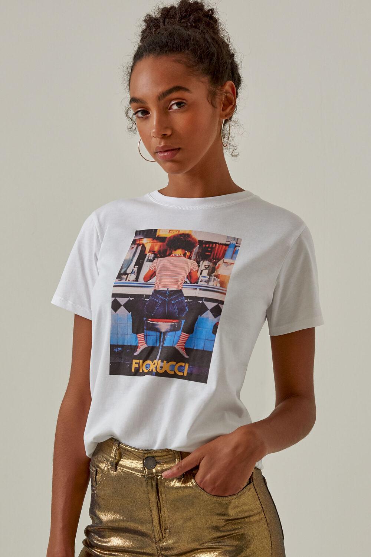 Diner Girl T-Shirt