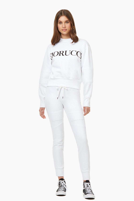 Ashley Padded Sweatshirt