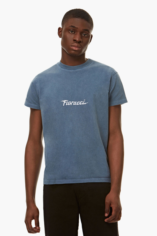 Spaceship Graphic T-Shirt Slate Grey