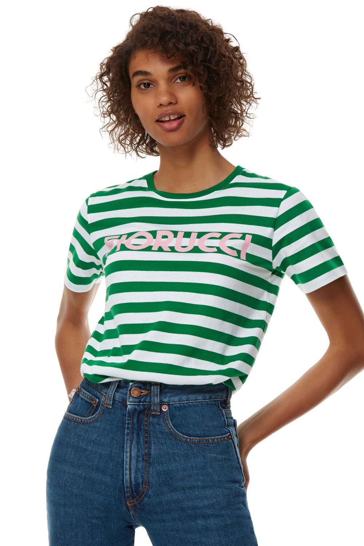 Stripe Classic T-Shirt