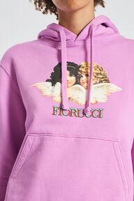 Angels Hoodie Lilac