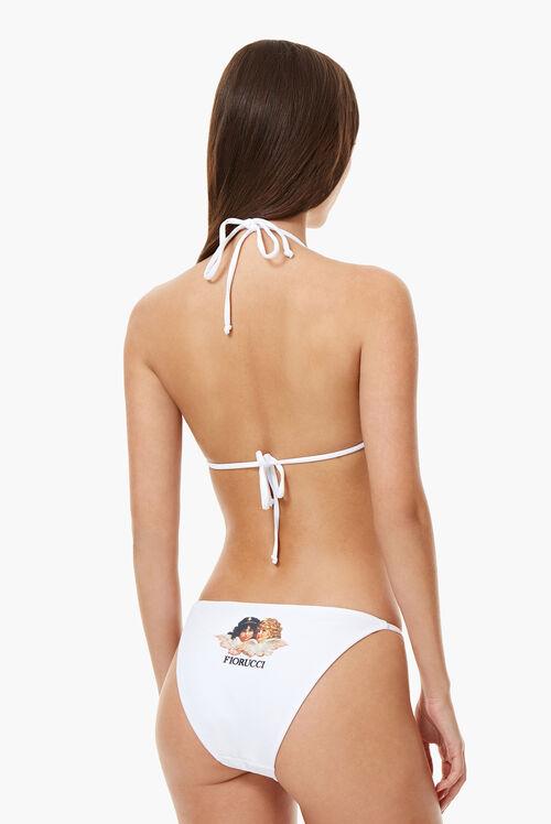 Angels Bikini White