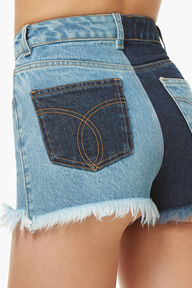 50/50 Denim Shorts