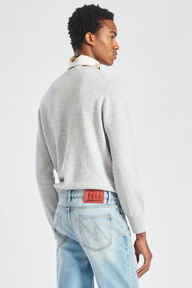 Icon Angels Knit Jumper Grey