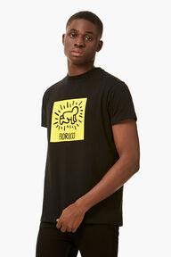 Keith Haring T-Shirt Black